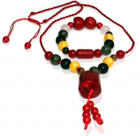 Five Elements Fire Red Set